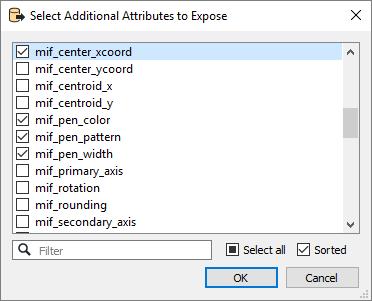 Mapbox Vector Tile (MVT) and MVT Tileset Reader Parameters